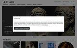 screenshot http://www.setdart.com setdart.com ventes aux enchères d'art dans l'inter