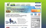 screenshot http://www.shipbox.fr livraison express