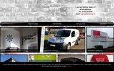 screenshot http://www.signup-marquage.fr/ sign up - identité visuelle et marquage publicitai