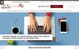 screenshot http://www.sj-secretariat-juridique.com/ formalités entreprises – sociétés, formalisme juri