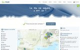 screenshot http://www.skitour.fr rando à ski