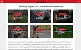 screenshot http://www.snowbulls.fr snowbulls élevage de bulldogs anglais