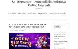 screenshot http://www.so-xperts.com/ SO-xperts.com
