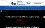 screenshot http://www.societe-ltd-offshore.com Création d'entreprises LTD et offshore