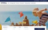 screenshot http://www.soleilvacances.com/index.php/les-hotels/baie-de-saint-tropez.html h�tel soleil de saint tropez � grimaud