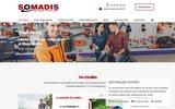 screenshot http://www.somadis-bricolage.com matériel de bricolage 17
