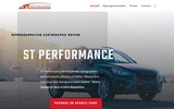 screenshot http://www.st-performance.fr st-performance reprogrammation moteur