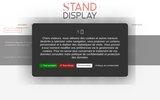screenshot http://www.stand-display.fr stand display