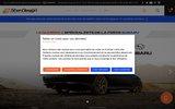 screenshot http://www.stef-design.com pieces subaru