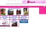 screenshot http://www.stockmanege.com manège à vendre sur stockmanege