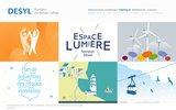 screenshot http://www.studiolafaye.fr studio lafaye / création graphique / dordogne
