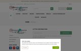 screenshot http://www.tampon-gravure-eco.fr tampon