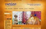 screenshot http://www.tapiezo.com peintures