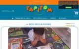 screenshot http://www.tapitom.com tapitom, tapis de jeu pour enfant