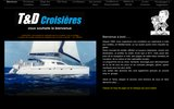 screenshot http://www.td-croisieres.com td-croisieres.