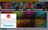 screenshot http://www.temps-jeunes.com colonie de vacances temps jeunes