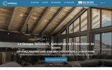 screenshot http://www.terresens.com investir dans une résidence de tourisme