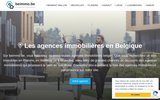 screenshot http://www.tradimmodjerba.fr agence immobiliere djerba – vente, achat villas