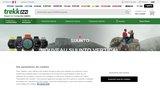 screenshot http://www.trekkinn.com/montagne trekkinn– magasin en ligne de matériel de montagne