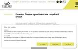screenshot http://www.triskalia.fr Triskalia