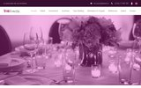 screenshot http://www.tunisia-incentive.com iris events: agence de voyage incentive en tunisie