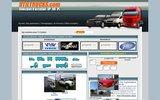 screenshot http://www.utiltrucks.com achetez un camion ou un utilitaire d'occasion
