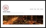 screenshot http://www.vente-aglae.com vente privee aglae