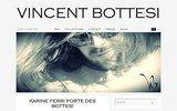 screenshot http://www.vincentbottesi.com chaussures de luxe française de romans