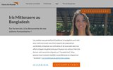 screenshot http://www.visiondumonde.fr/ Vision du Monde