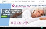 screenshot http://www.vivresenior.net vivre  senior