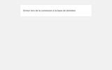 screenshot http://www.voiture-chauffeur-thesee-limousines.com thésee limousines location voiture avec chauffeur