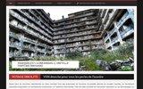 screenshot http://www.voyageurs-du-net.com Blog de voyageurs pour défendre le tourisme responsable et alternatif
