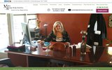 screenshot http://www.wak-hanna-avocat.com/ cabinet avocat paris - role avocat - droit famille
