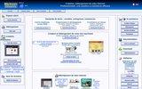 screenshot http://www.wertronic.com wertronic - création, hébergement e-commerce