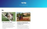 screenshot http://www.yoanngrange.com/ photographe nantes - yoann grange