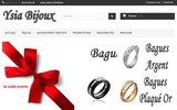 screenshot http://www.ysia-bijoux.com ysia-bijoux