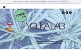 screenshot http://youkalab.wixsite.com/youkalab Association Youka Lab