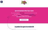 screenshot http://zetruc.fr Ze Truc, l'agence de communication 360°