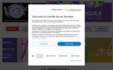 screenshot https://criminalistique.fr Expert graphologue et faux documents.