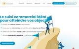 screenshot https://initiative-crm.com Logiciel CRM pour PME