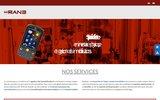 screenshot https://rane.fr Rane, expert en gestion des immobilisations et inventaires physiques