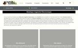 screenshot https://vapote-market.fr cigarette électronique
