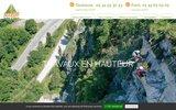 screenshot https://www.accedif.fr/ Accedif intérim pour les travaux en hauteur