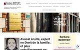 screenshot https://www.barbara-berthet.fr/ divorce