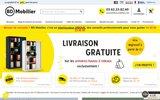screenshot https://www.bd-mobilier.com/ mobilier de bureau professionnel