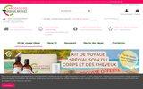 screenshot https://www.janinebenoit.com/ Compléments alimentaires coupe-faim