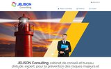 screenshot https://www.jelisonconsulting.com cabinet Jelison Consulting