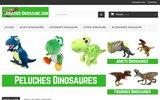 screenshot https://www.jurassic-dinosaure.com jurassic-dinosaure.com