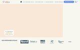 screenshot https://www.labelvieservices.fr/ Auxiliaire de vie Valenciennes