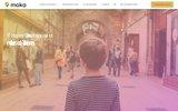 screenshot https://www.mokatourisme.fr logiciel de gestion tourisme